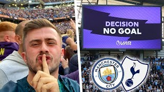 VAR DENIES MAN CITY AGAIN! | Manchester City vs Tottenham 2-2