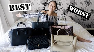 BEST TO WORST - Honest Big Bag Collection RANKED!