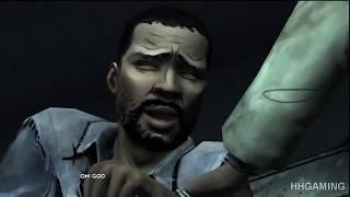 The Walking Dead Game - episode 5 walkthrough no commentary Full Episode HD Gameplay walking dead