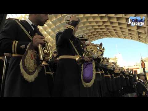 """Marcha """"Triana"""" interpretada por la Banda de las Tres Caídas de Triana"""