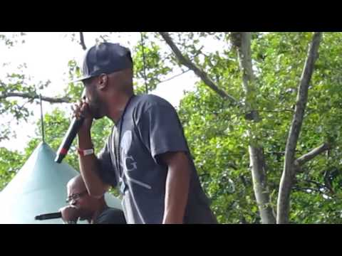 Brand Nubian- Slow Down @ Central Park, NYC