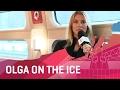 Olga en voyage : Thalys