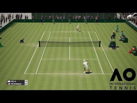 Guido Pella vs Mackenzie Mcdonald