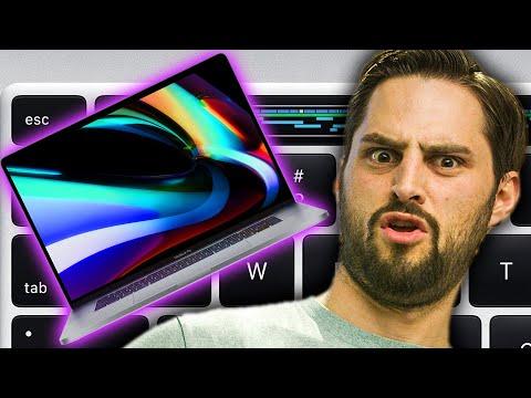 "Apple LISTENED!! - Macbook Pro 16"""