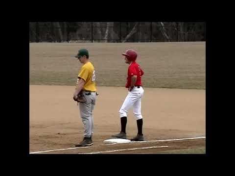 PSUC - Clarkson Baseball 4-19-05