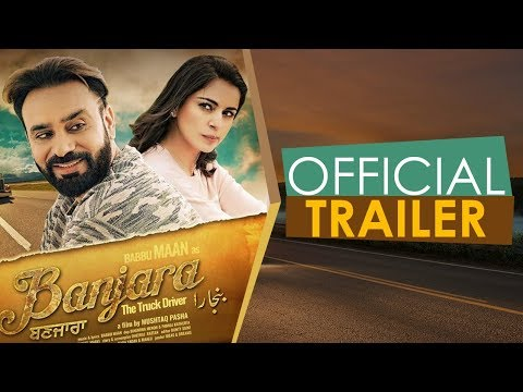 Banjara - The Truck Driver - Official Trailer - Babbu Maan