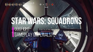 Star Wars: Squadrons - Dogfight Mode (Imperials Gameplay)
