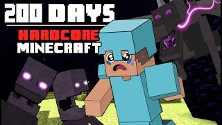 200 Days - [Hardcore Minecraft]