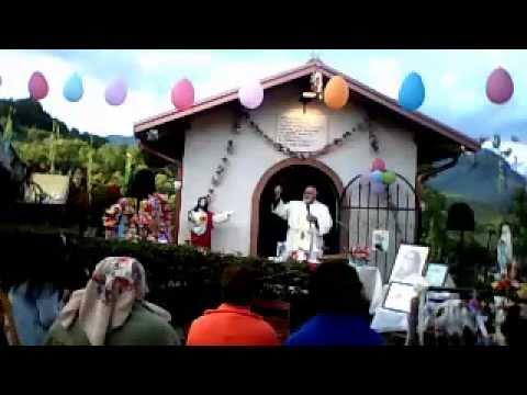 Festa in onore della Madonna del Sacro Monte di Novi Velia - Cappella di San Menale 26 maggio 2012