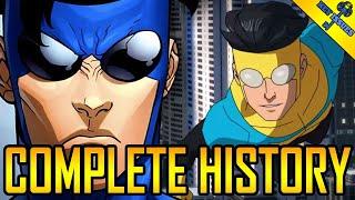 Invincible (Mark Grayson) Comic History Explained | Invincible