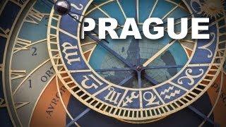PRAGUE in Spring time