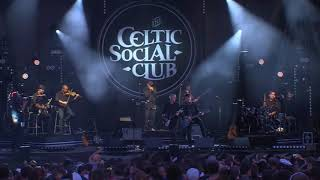 The Celtic Social Club - The Celtic Social Club - Hoolieman - live @thecitytrucksfestival