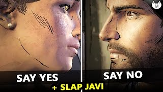 Save Ava VS Save Tripp - The Walking Dead Game Season 3