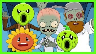Plants vs Zombies Animated Chapter 8,9,10,11,12,13 full ☀️ Animation  2018