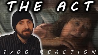 REACTION ► The Act ► 1x06 - A Whole New World