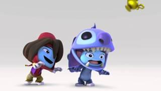 Disney universe :  teaser VO