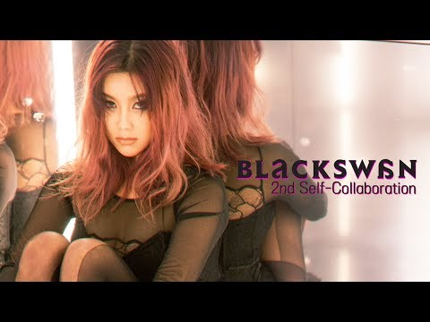 [Music] 권지안X솔비(Kwon jian, Solbi) - 블랙스완(Blackswan) 360 VR Art Performance MV [Self-Collaboration]