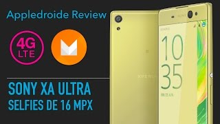 Video Sony Xperia XA Ultra CZKJFm3zXk8