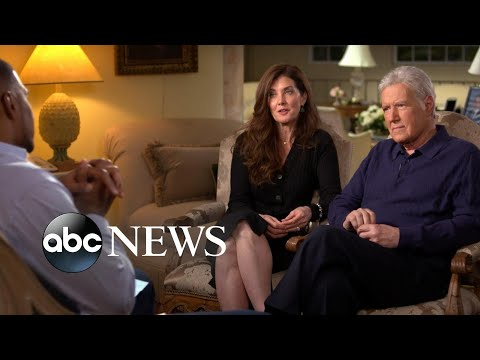 Alex Trebek's wife: 'Jeopardy!' and team give him sense of purpose