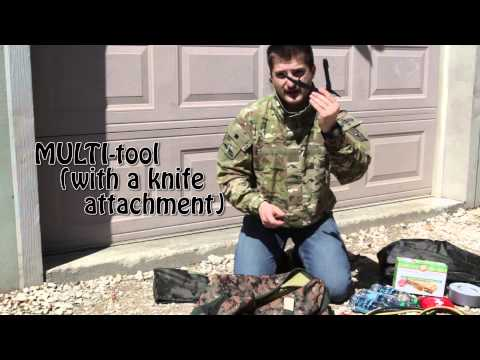 Top 10 Items (Car Survival Kit) - KGB Survivalist  - CZNxuvjDJsI -