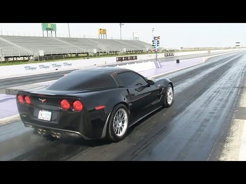 High Tech Corvette - Channel Intro