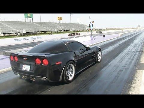 High Tech Corvette - Channel Intro