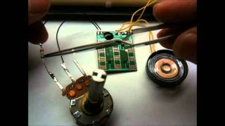 Circuit Bending - First Bend Toy Phone (FightCube.com)