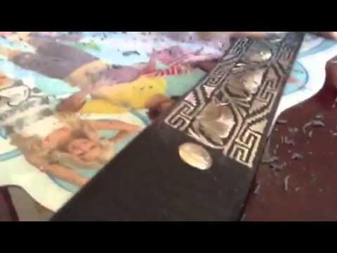 Cintos piteados finos en chicago laberinto w w musica for Como limpiar un rosario de plata
