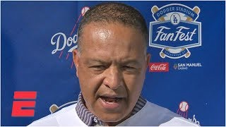 Dodgers react to Astros' cheating scandal - 'It's hard to feel like they earned it' | MLB on ESPN