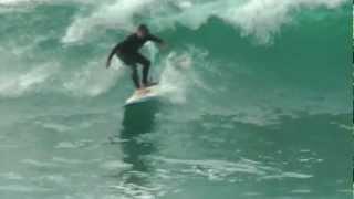 Surfeando con olas