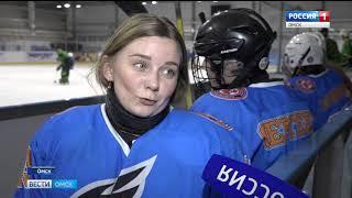 Команда «Феникс» стартовала в нынешнем сезоне Нашей Хоккейной Лиги