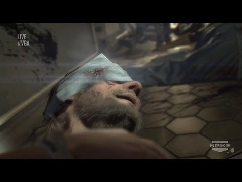The Phantom Pain - World Premiere Trailer - Full HD