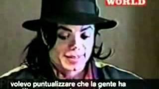 INEDITO: Michael Jackson nega di essere gay, di essersi sbiancato e di aver mai molestato qualcuno