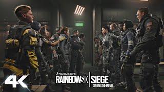 Rainbow Six Siege All Cinematic Trailers ( 2015 - 2021 ) | Full Cinematic Movie | HD