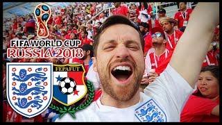 ENGLAND vs PANAMA! - RUSSIA WORLD CUP 2018