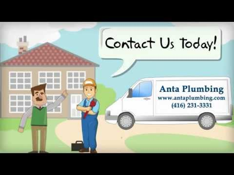 Toronto Plumbers - Anta Plumbing, Drain, Leaks, Plumbing Services