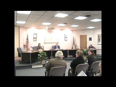 Rouses Point Village Board Meeting  4-20-09