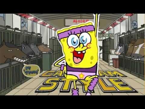 Baixar PSY - Gangnam style Sponge bob parody