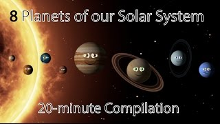 Solar System Song/Planet Song
