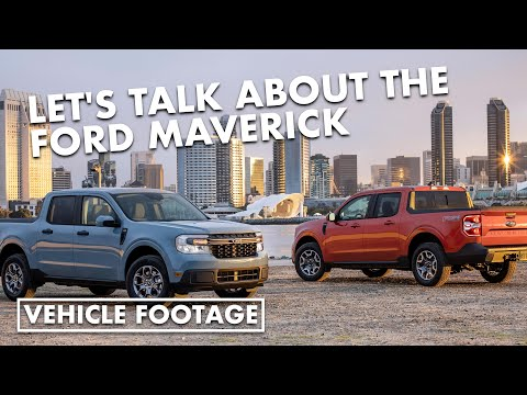 Everything You Want to Know About the 2022 Ford Maverick | Autoblog