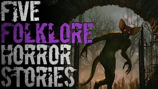 5 Horrifying Folklore Stories that will DISTURB You