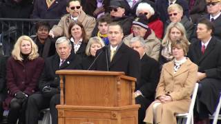 Eric Greitens inauguration speech