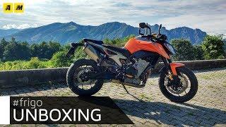 Moto.it Unboxing | KTM 790 Duke
