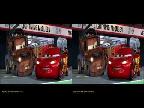 Cars 2 - 3D Trailer