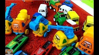 Kids Toy Video - Colorful Car Play Baby Funny Time - For Children Video