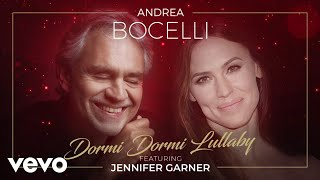 Andrea Bocelli - Dormi Dormi Lullaby (Audio) ft. Jennifer Garner