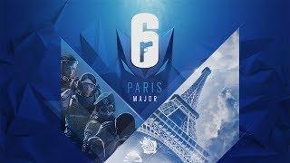 Rainbow Six - Six Major Paris - livestream - Quarter Finals