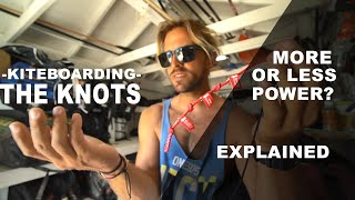 The most confusing thing in kitesurfing - more power or less power? The Epic Gust