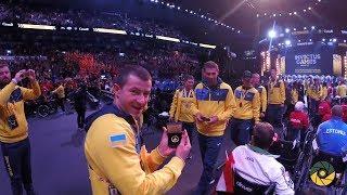 Українська команда Invictus Games з тріумфом повертається на Батьківщину