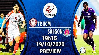 Review 🔴 Sài Gòn - TP Hồ Chí Minh | Vòng 3 Giai Đoạn 2, V-League 2020